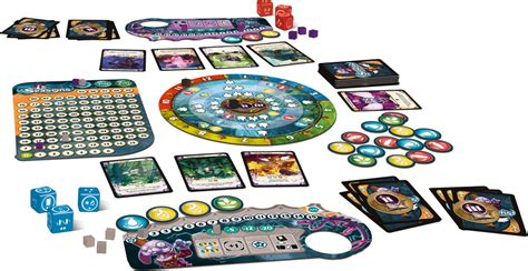 Seasons Board review of seasons libellud asmodee the opinionated gamers