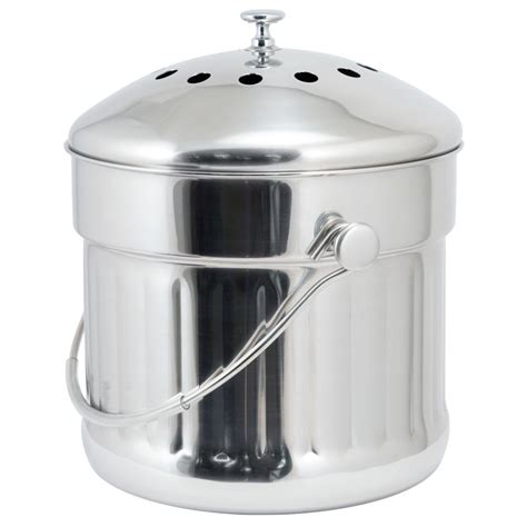 compost canister kitchen compost canister kitchen 28 images modern retro metal