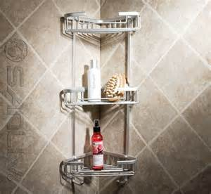 corner shower caddy hotel bathroom fittings accessories