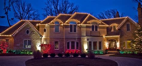 companies that decorate homes for christmas christmas light installation company