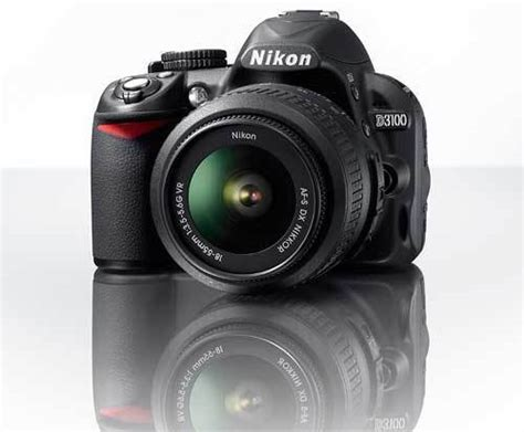 nikon d3100 digital slr preview