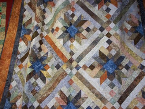 Stonehenge Quilt Patterns by Sharp Quilts Block Therapy Trunk Show