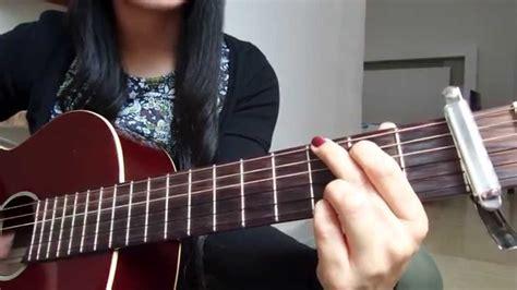 tutorial hasta la raiz natalia lafourcade tutorial guitarra hasta la ra 237 z natalia lafourcade youtube