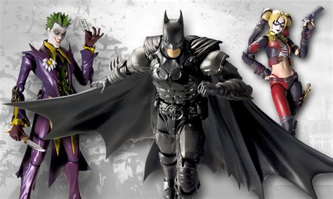 Shf Figuart Batman Injustice Original you ll to see it to believe it injustice never looked so