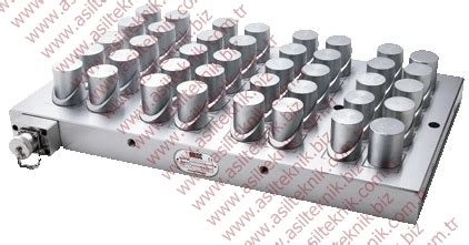 schunk brisc manyetik tabla technomagnette vertex