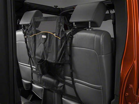 jeep backseat kurgo wrangler pet barrier backseat pet shield j102399