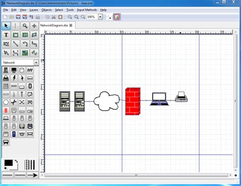 open source visio editor 5 best network diagram software mac visio like