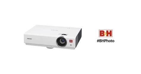 Projector Sony Vpl Dw122 sony vpl dw122 2600 lumen wxga mobile projector vpl dw122 b h