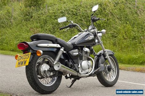 Suzuki Gz 125 Marauder For Sale 2003 Suzuki Gz 125 K3 For Sale In The United Kingdom