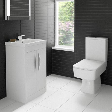 hudson reed bathroom suites hudson reed memoir compact gloss white bathroom suite at