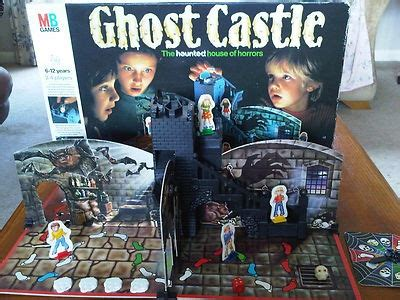 haunted house board game pin by rara reid on childhood stuff pinterest
