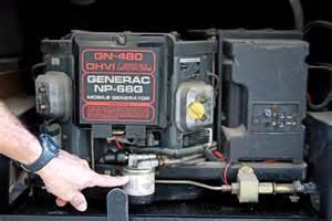 generac generators motorhome magazine