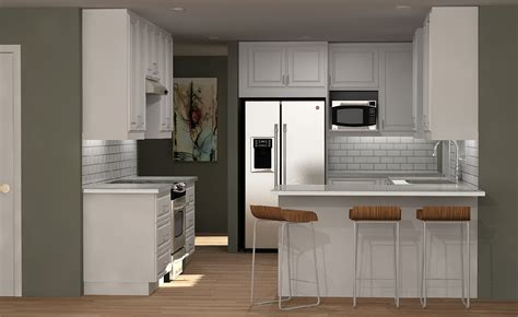 three ikea kitchen cabinet designs 6 000
