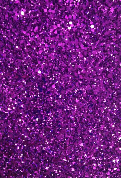 purple glitter wall paper