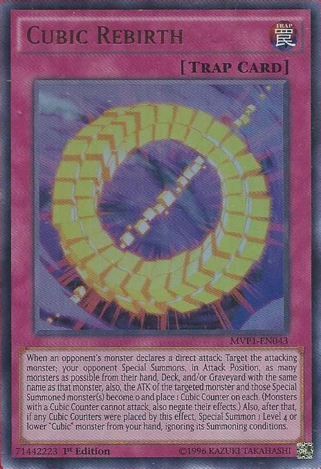 Yugioh Crimson The Cubic Lord Mvp1 En017ultra realgoodeal