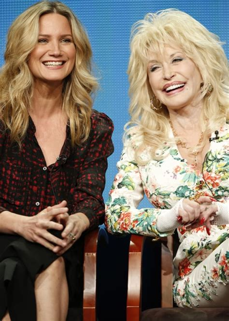nbc previews dolly partons coat of many colors movie dolly parton jennifer nettles preview coat of many