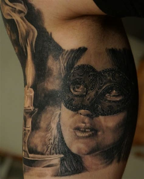 25 top black and grey tattoos