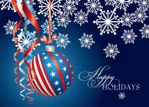 patriotic ornament holidays happy holidays from cardsdirect
