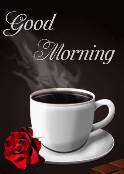 imagenes good morning my love good morning coffee gif pictures photos and images for