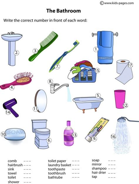 words for the bathroom words related to bathroom 28 images bathroom vocabulary english vocabulary
