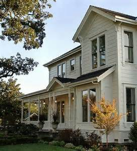 Farmhouse Porch by Farmhouse With Front Porch