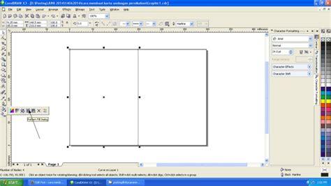 cara membuat surat undangan pernikahan dengan corel draw x5 cara membuat undangan menggunakan corel draw cara