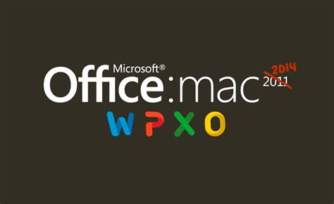 Office 2014 Mac by Office 2014 Mac