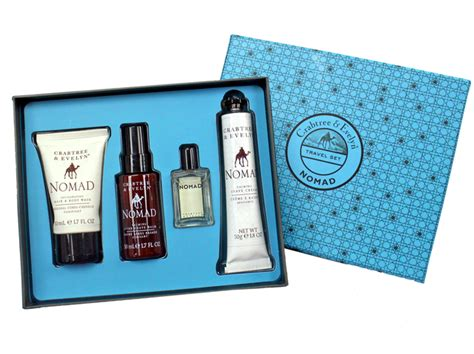 Gifts Home And Personal Care Gifts From Crabtree Gift Accessories Crabtree Nomad S Care Set L3105835 Give Gift Boutique Flower