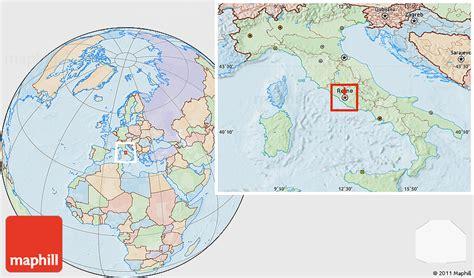 vatican city world map political location map of holy see vatican city lighten