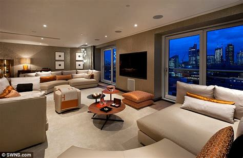 Rent For 1 Bedroom Apartment inside and outside the 163 6million penthouses off london s