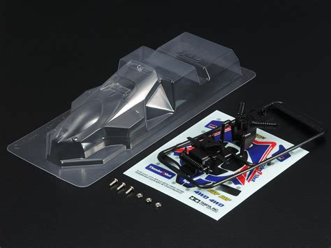 Tamiya 15482 Veldaga Clear Set tamiya mini 4wd 15502 1 32 thunder end 8 25 2017 11 15 am