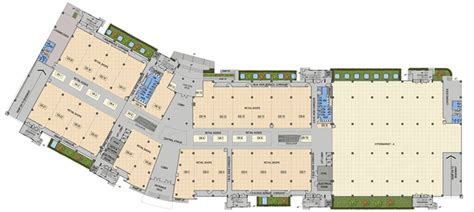 floor plan mall sobha city mall real estate township in kerala