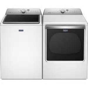Smeg Gas Cooktops Maytag Mvwb855dw Top Load Washer Amp Mgdb855dw Gas Dryer