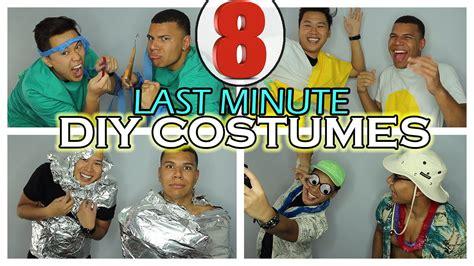 last minute and cheap costume ideas 8 last minute diy costume ideas cheap