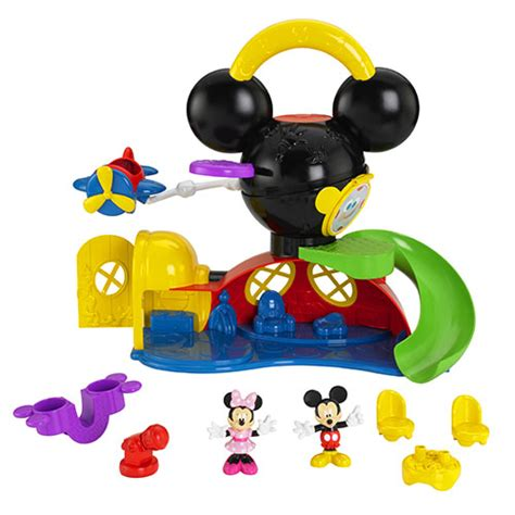 mickey mouse club house mickey mouse clubhouse fly n slide clubhouse