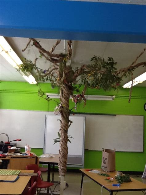 How To Make Rainforest Trees Out Of Paper - the 63 best ideas about classroom tree display ideas on