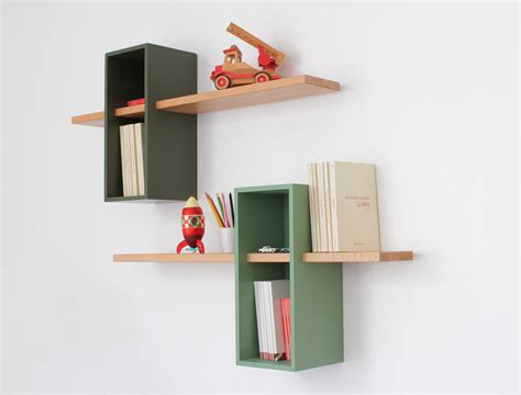 Olive Shelf by Max Xl Shelf Simple 2 Boxes 2 Shelves Olive Green