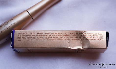 Eyeliner Oriflame oriflame giordani gold liquid eye liner shiny black