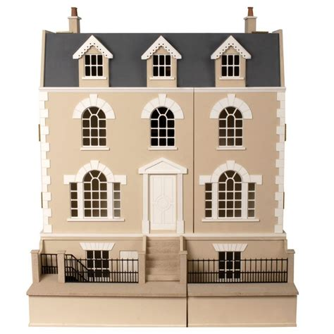 Decorating Houses Ash House Dolls House Kit Dhw19