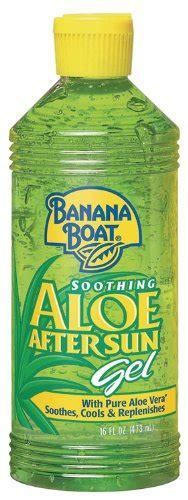 banana boat aloe vera sunburn banana boat after sun lotion aloe 16 fl oz 473 ml