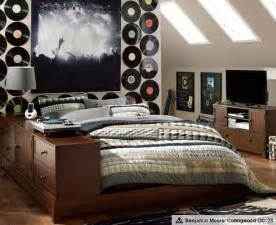 Decorating Ideas For Music Themed Bedroom Boys Music Theme Room Teenagers Room Pinterest