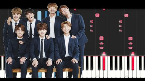 download mp3 bts best of me bts best of me piano tutorial youtube