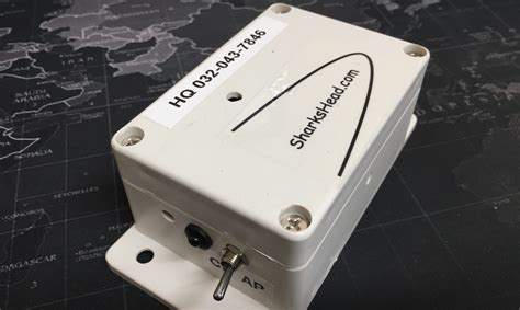 boat monitoring wireless sharkshead a wireless boat monitoring and management system
