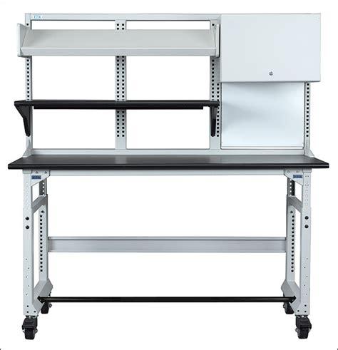 tech benches techbench and techorganizer desk workbench system