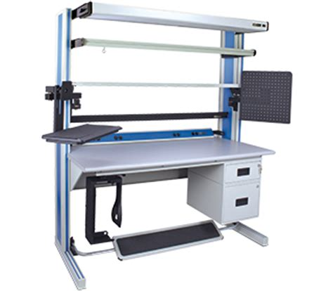 electronic workstation bench electronic assembly workbenches iac