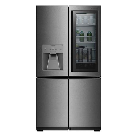 Best Brand Of Kitchen Faucets lg signature 30 8 cu ft french door smart refrigerator