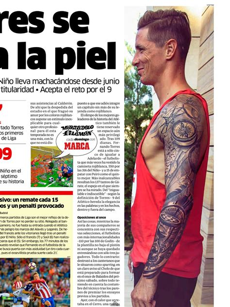 fernando torres tattoo fernando torres news breaking headlines