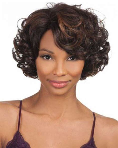 20 curly short bob hairstyles bob hairstyles 2017 20 cute bob hairstyles for black women short hairstyles