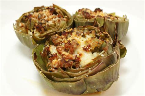 cucina carciofi ripieni carciofi ripieni ricetta facile da preparare