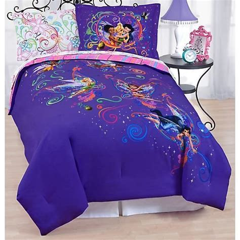 Tinkerbell Bedding Oh So Girly Tinkerbell Bedding